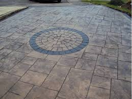 Benefits of imprinted concrete