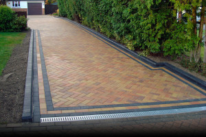 New Block paved Driveway in Great Barr